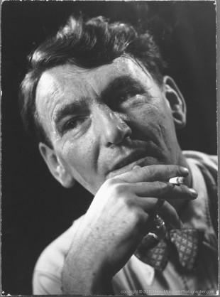 Poet Rex Warner 1949 (Helen Muspratt)