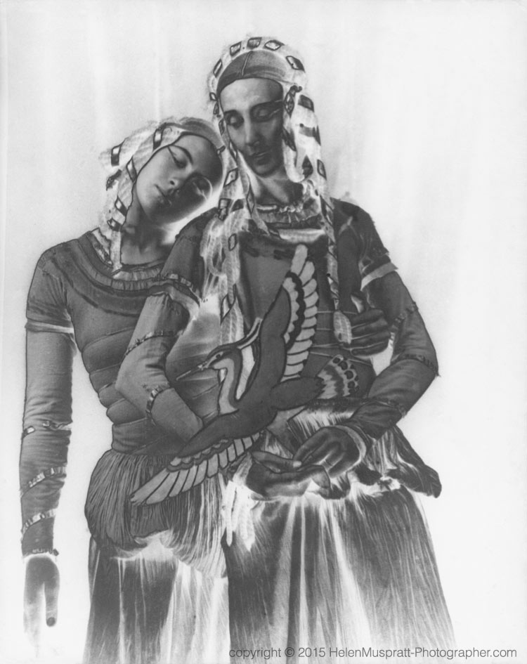 Hilda and Mary Spencer Watson performance c 1932